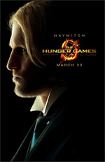 Poster Hunger Games  n. 8