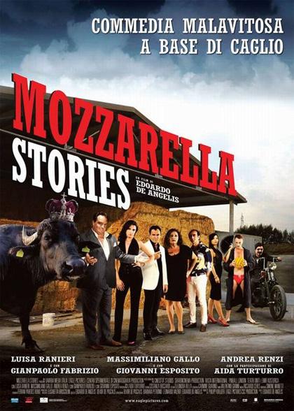 Locandina Mozzarella Stories