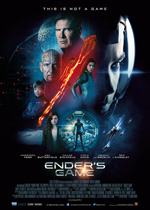 Locandina italiana Ender's Game