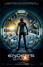 Poster Ender's Game  n. 1