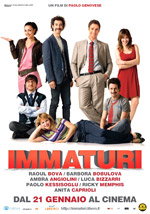 Immaturi streaming megavideo
