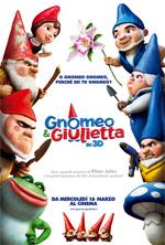 Poster Gnomeo & Giulietta  n. 13