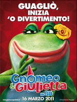 Poster Gnomeo & Giulietta  n. 15