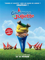 Poster Gnomeo & Giulietta  n. 19