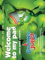 Poster Gnomeo & Giulietta  n. 6