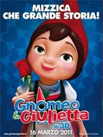 Poster Gnomeo & Giulietta  n. 8