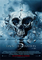 Locandina Final Destination 5
