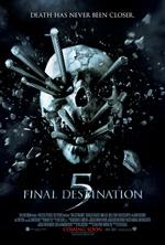 Poster Final Destination 5  n. 2