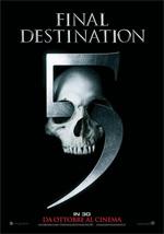 Poster Final Destination 5  n. 3