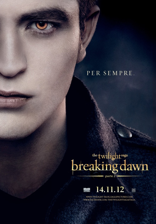 Guarda gratis The Twilight Saga: Breaking Dawn – Parte 2 in streaming italiano HD