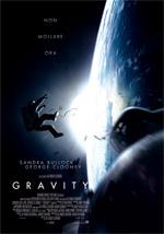 Locandina Gravity