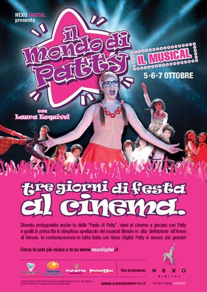 Trailer Il mondo di Patty - Il musical