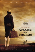 Locandina Oranges and Sunshine