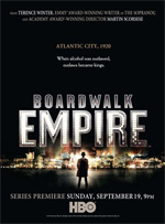 Locandina Boardwalk Empire