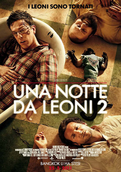 Guarda gratis Una notte da leoni 2 in streaming italiano HD