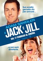 Locandina Jack e Jill