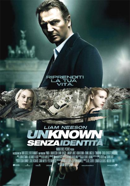 Unknown – Senza identità in streaming & download