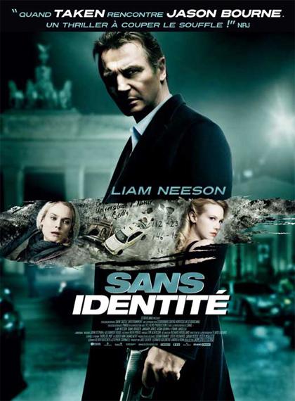 Poster 5 unknown senza identit for Senza identita trailer