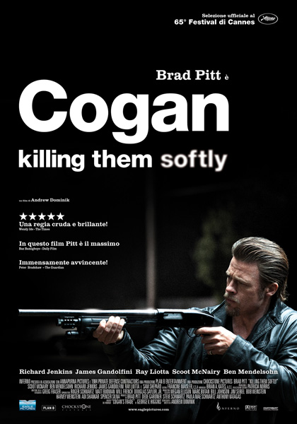 Locandina Cogan – Killing Them Softly