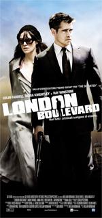 Locandina London Boulevard