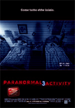 Locandina Paranormal Activity 3