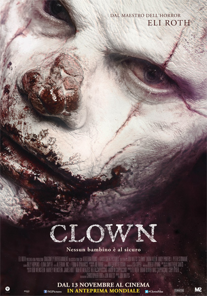 Clown in streaming & download