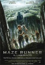 Poster del film Maze Runner - Il labirinto