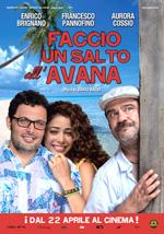 Locandina Faccio un salto all'Avana
