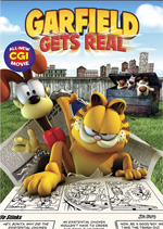Poster Garfield il Supergatto  n. 1