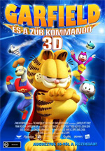 Poster Garfield il Supergatto  n. 2
