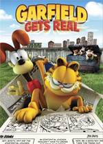 Poster Garfield il Supergatto  n. 3