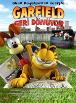 Poster Garfield il Supergatto  n. 4