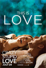 Poster Crazy, Stupid, Love  n. 1