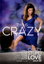 Poster Crazy, Stupid, Love  n. 5