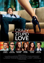Poster Crazy, Stupid, Love  n. 7