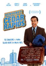 Locandina Benvenuti a Cedar Rapids