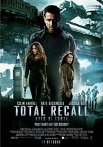 Locandina Total Recall - Atto di forza