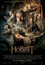 Locandina italiana Lo Hobbit - La desolazione di Smaug