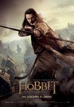 Poster Lo Hobbit - La desolazione di Smaug  n. 2