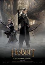 Poster Lo Hobbit - La desolazione di Smaug  n. 5