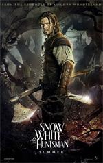 Poster Biancaneve e il cacciatore  n. 4