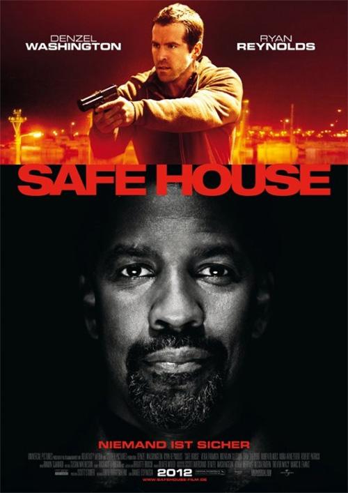 Poster Safe House - Nessuno è al sicuro