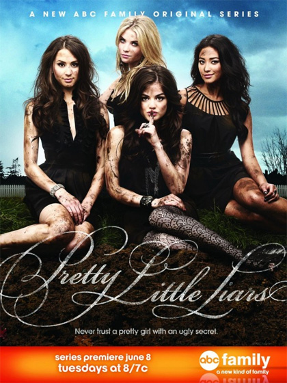 Pretty Little Liars in streaming & download