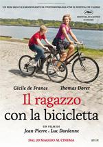 Locandina italiana Il ragazzo con la bicicletta
