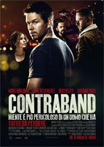 Locandina italiana Contraband