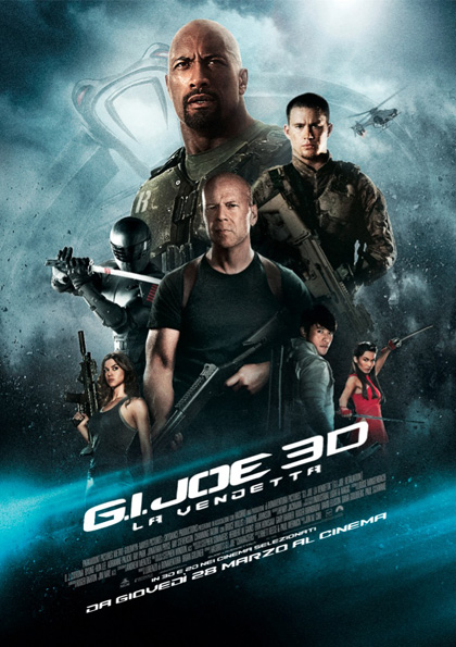 Guarda gratis G.I. Joe – La vendetta in streaming italiano HD