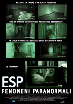 Locandina italiana ESP - Fenomeni paranormali