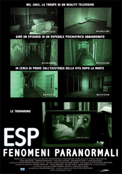 Guarda gratis ESP – Fenomeni paranormali in streaming italiano HD