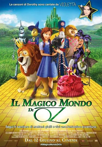 Il magico mondo di Oz in streaming & download