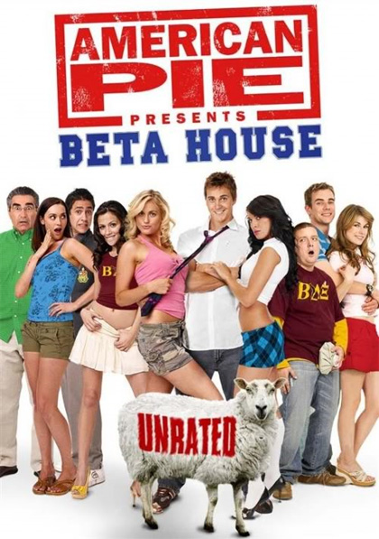 Locandina American Pie Presents Beta House